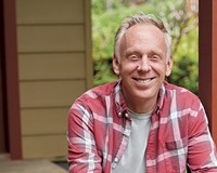 """Writer, actor and director Mike White (""""School of Rock"""") is earning great notices for his new HBO show, """"The White Lotus,"""" one of the best reviewed shows of the year."""