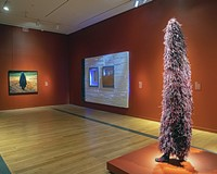 """""""The Dirty South: Contemporary Art, Material Culture and the Sonic Impulse"""" is on display at the Virginia Museum of Fine Arts through Sept. 6."""