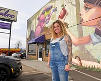 Taboo owner Alison Miller is known for her occasional Dirty Talks sessions that speak frankly about sexual topics.