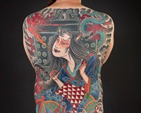 """Event Pick: """"Japanese Tattoo: Perseverance, Art, and Tradition"""" at the VMFA"""