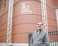 Martin Agency Names Shockoe Building After Retired Leader