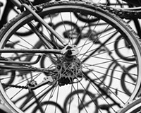 Behind the Photo: Bike Sculpture