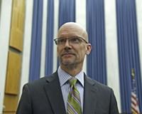 Chris Hilbert Announces He Won't Run for Mayor