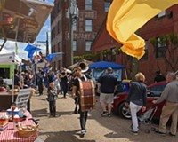 Behind the Photo: Earth Day in Manchester