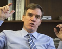 Mark Warner Speaks Out on Possible Russian Election Tampering