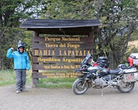 """It Was a Life Changer"": Man Completes Motorcycle Adventure from Virginia to South America"