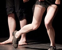 Review: Dorrance Dance at Modlin Center, Feb. 2