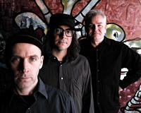 With a Familiar Rhythm Section at Its Core, the Messthetics Reinvent the Power Trio