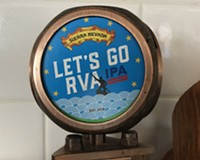 Have You Tried The New Let's Go RVA Beer from Sierra Nevada?