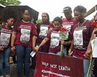 Marchers Demand Answers from Police, VCU After Fatal Shooting of Marcus-David Peters