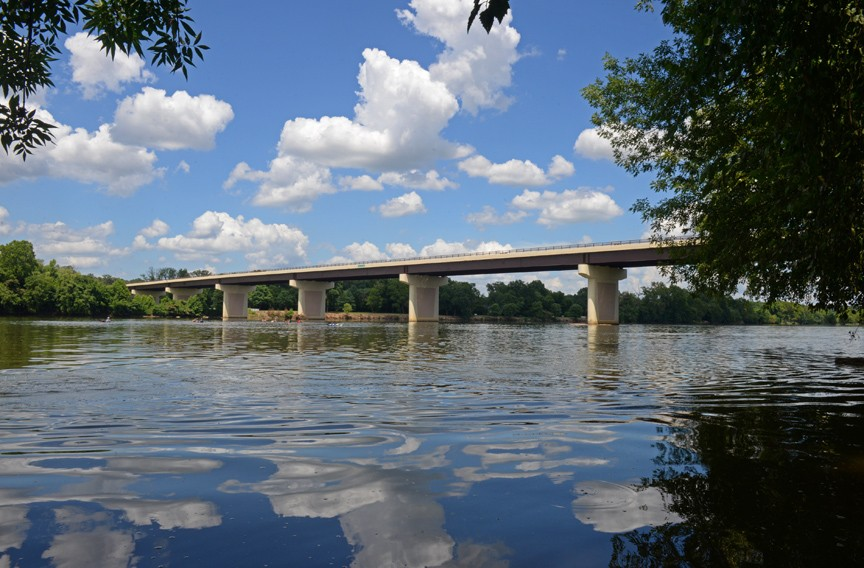 Richmond's Huguenot Bridge - SCOTT ELMQUIST