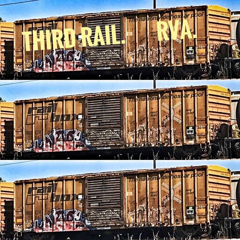 Third Rail Record Release Party | Garden Grove Brewing Co. | Music ...