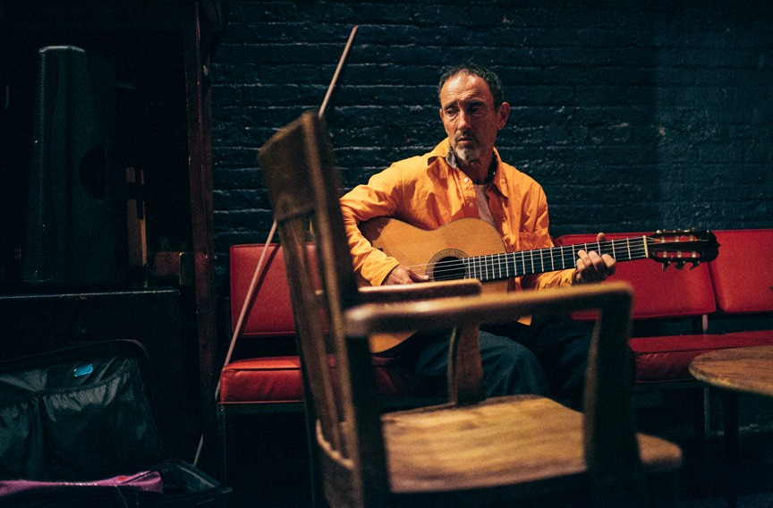 Jonathan Richman, Sunday, Oct. 21 at the Camel