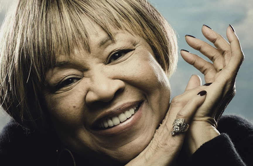 Mavis Staples, Oct. 12-14 at the Richmond Folk Festival