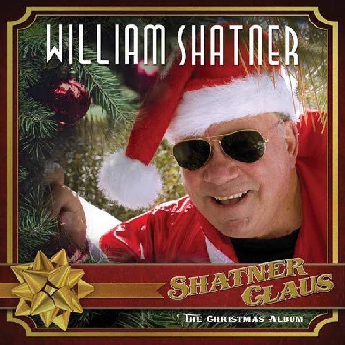 Garth Brooks Christmas Album.Review The William Shatner Christmas Album Shatner Claus Is Just