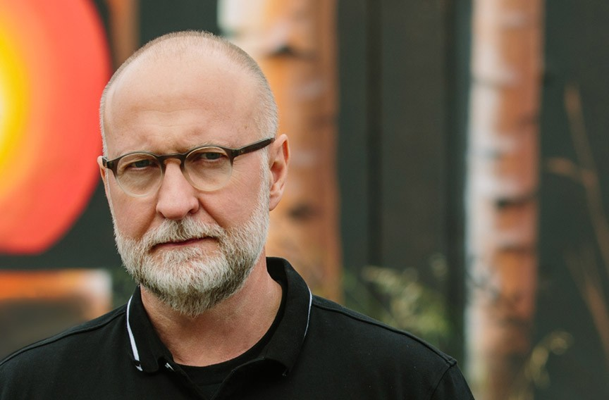 Bob Mould at the Broadberry, Sept. 25 - ALICIA J ROSE