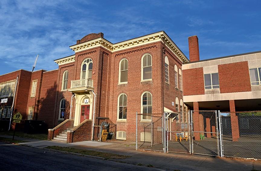 George Mason Elementary - SCOTT ELMQUIST/FILE