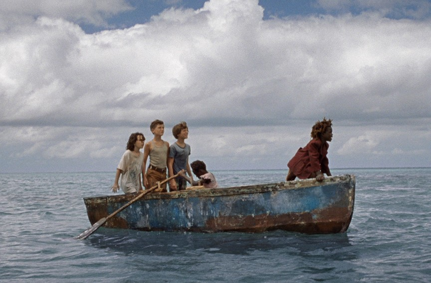 """A still from the current movie """"Wendy,"""" which offers director Benh Zeitlin's (""""Beasts of the Southern Wild"""") own take on the classic """"Peter Pan"""" tale."""