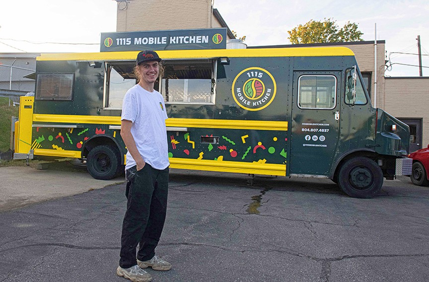 Starting this month, you can find 1115 Mobile Kitchen owner Henry Fletcher and crew at a skate park or brewery near you. Follow them on Instagram for the latest on preordering meals and pop-up events. - SCOTT ELMQUIST