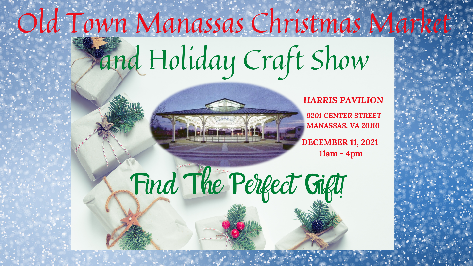 Christmas Markets Virginia 2021 Old Town Manassas Christmas Market And Holiday Craft Show Harris Pavilion Food Drink Style Weekly Richmond Va Local News Arts And Events