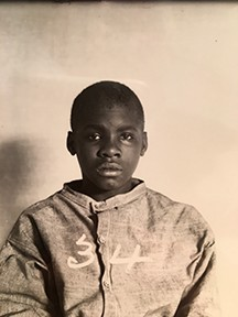 Harry Sitlington, executed at age 17 for murder, 1910. Library of Virginia.