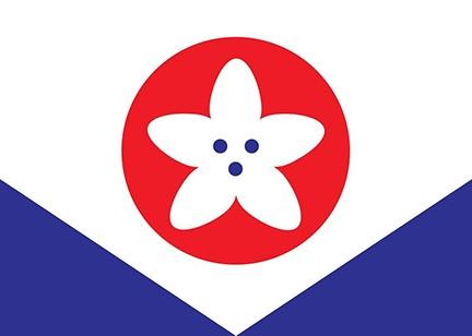 Matthew Bennett's redesign of the Winchester flag.