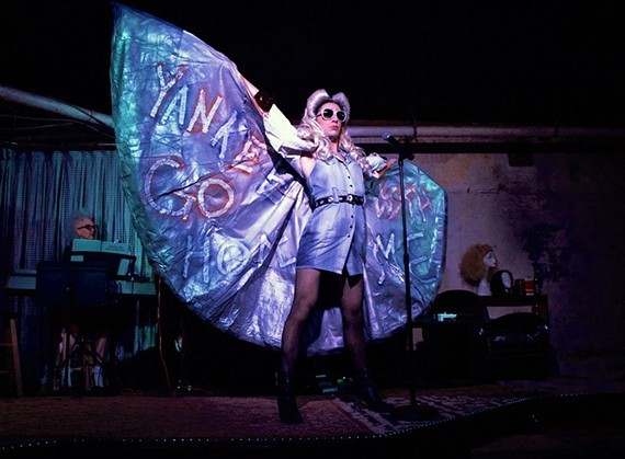"""Matt Shofner gave a memorable performance last year in """"Hedwig and the Angry Inch."""""""