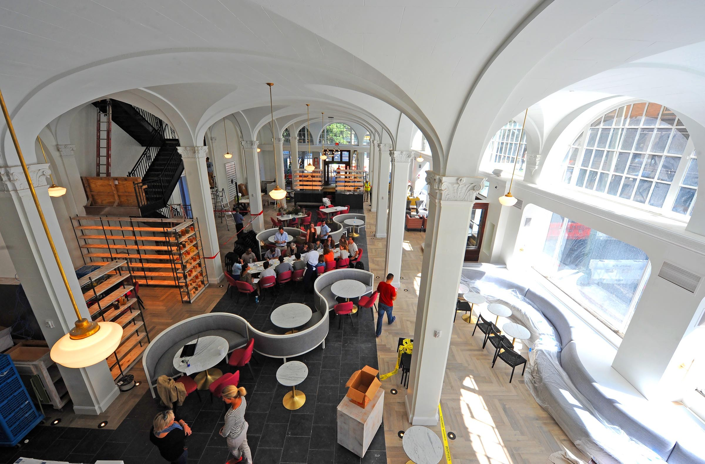 Architecture Review: The New Quirk Hotel And Gallery Prove This Isnu0027t Your  Parentsu0027 Downtown Richmond