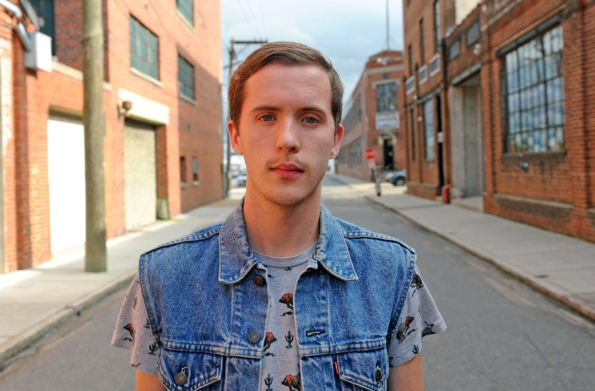 """Evan McKeel faces the Battle Rounds tonight on NBC's """"The Voice"""" at 8 p.m."""