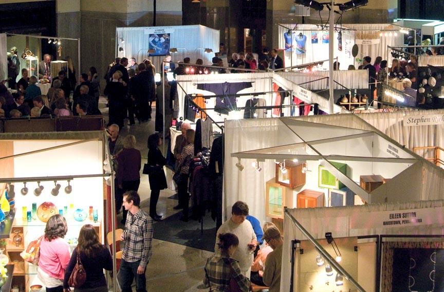 Richmond Craft Show Science Museum