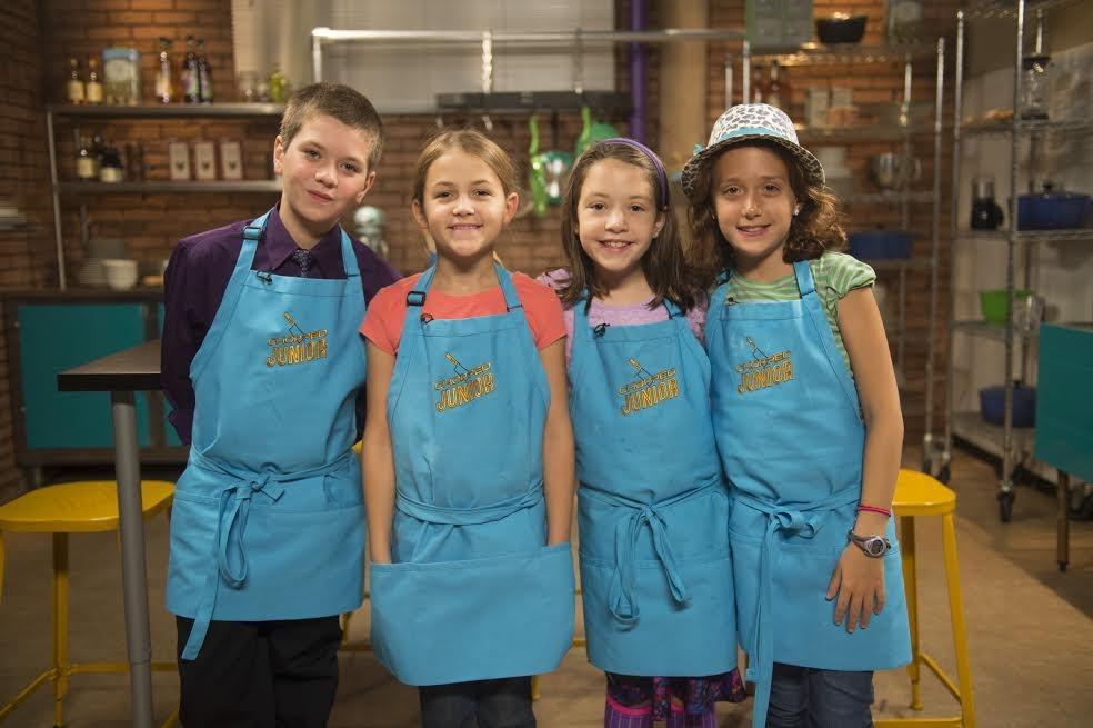 Food Network Chopped Junior