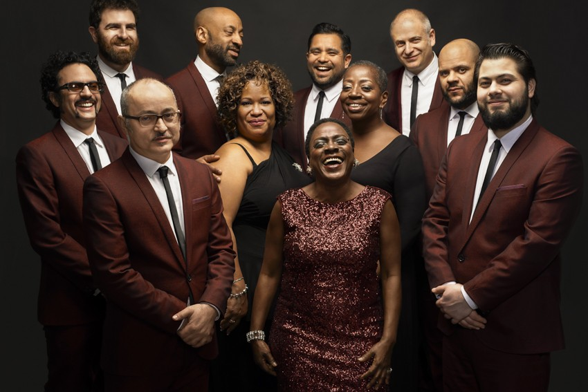 Sharon Jones and the Dap Kings are returning to Richmond.