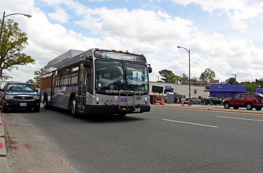 Study Kicks Off on Richmond Bus Route Overhaul   News and
