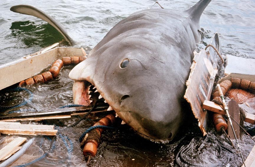 """Jaws"" was the Westhampton's longest-running title."