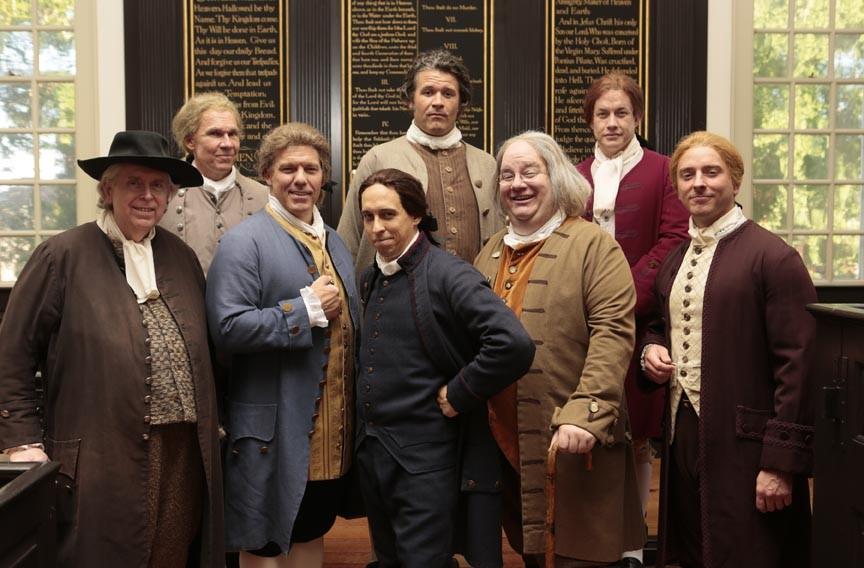 """""""1776"""" at Virginia Repertory Theatre - JAY PAUL"""