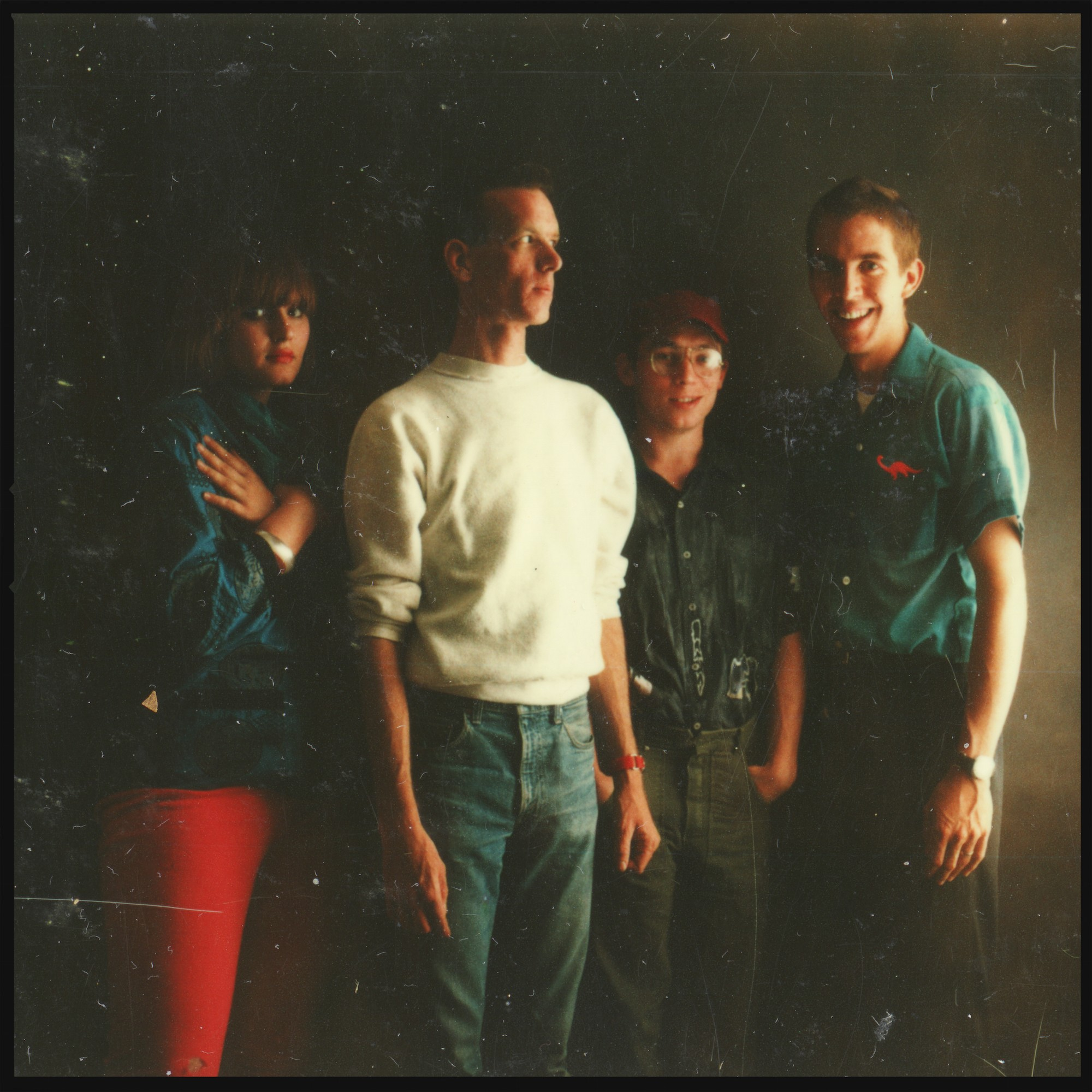 The original Athens, Ga. band, Pylon. A new double-live album has been released featuring a show from 1983.