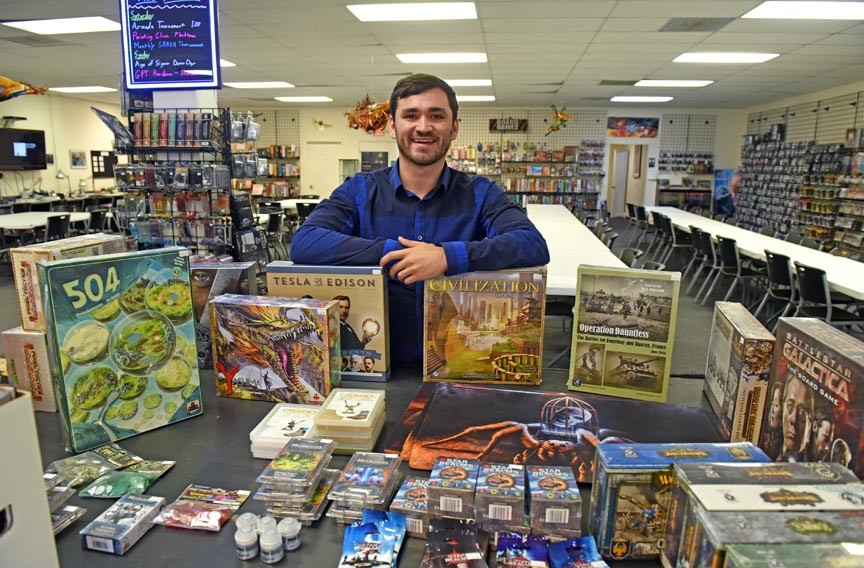 Richmonders Are Creating A Board Game Community With Help From - Board game design