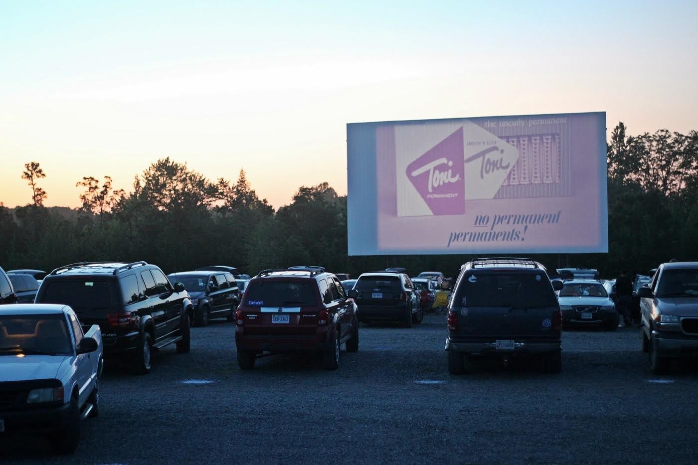 The Goochland Drive-In Theater opened in 2009 and has plans to continue expanding over the next five years.