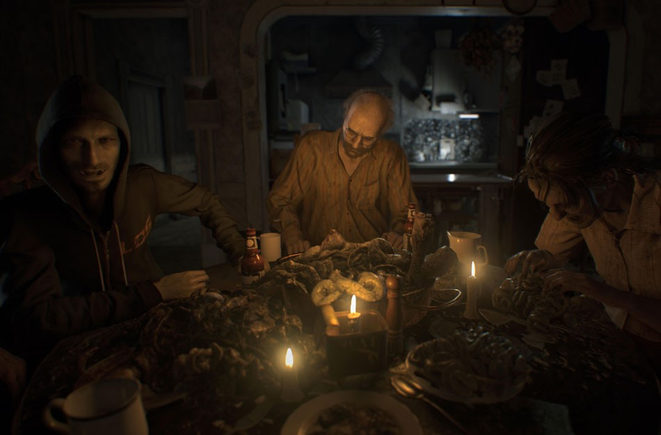 Game Review Resident Evil 7 Biohazard Arts And Culture Style