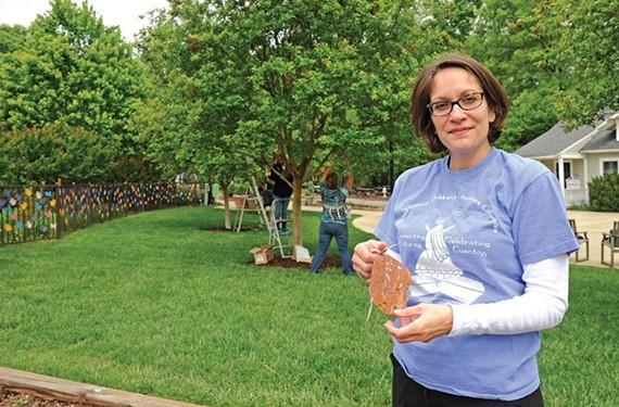 Richmond author Meg Medina.