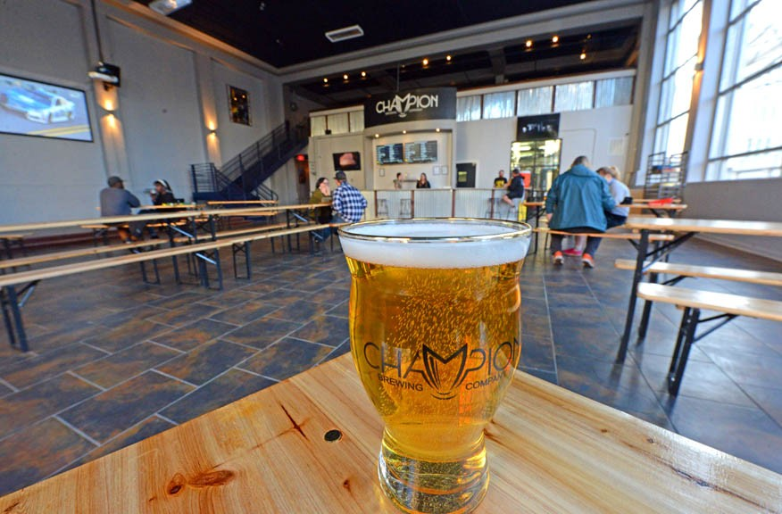 Charlottesville\'s Champion Brewing Co. Opens Its Doors on East Grace ...