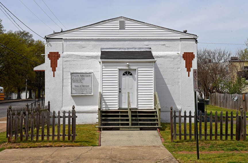 Fourth Tabernacle, 500 N. 31st St.