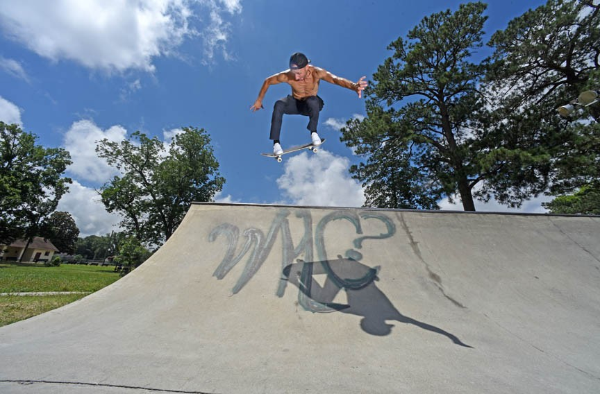 Richmond Skaters Are Building a Concrete Haven at Texas