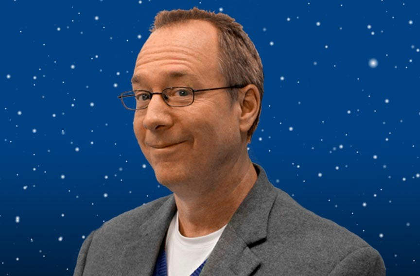 "Creator Joel Hodgson has revived ""Mystery Science Theater 3000"" after 18 years off the air. - SATELLITE OF LOVE"