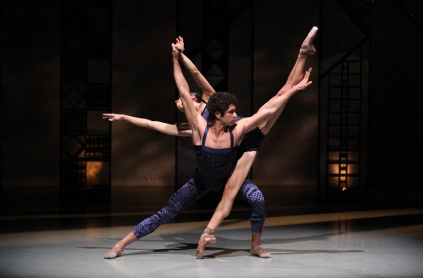 Richmond Ballet's Studio One, Sept. 19-24. - SARAH FERGUSON