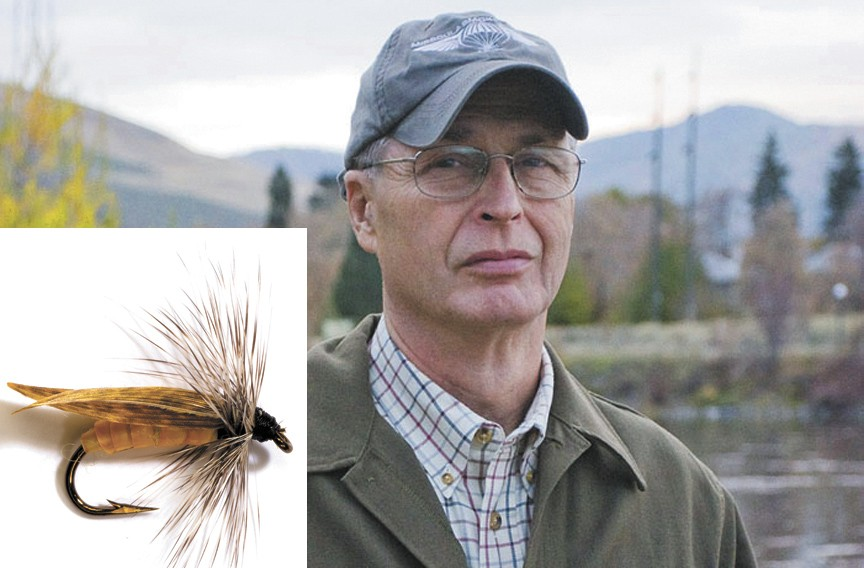 "John N. Maclean, an author and journalist, experienced fly fishing through the vantage point of his father, who wrote ""A River Runs Through It."" He often started with the Cronenberghs Yellow Quill fly growing up, he writes, and ""I and continue to fish it to this day."" - AMERICA'S FAVORITE FLIES"
