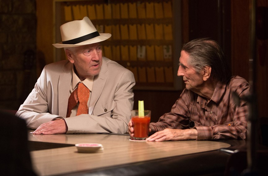 "A scene from ""Lucky,"" which will be screening as part of a Harry Dean Stanton tribute at this year's festival from March 13 to 18. - STEFANIA ROSINI/MAGNOLIA PICTURES"