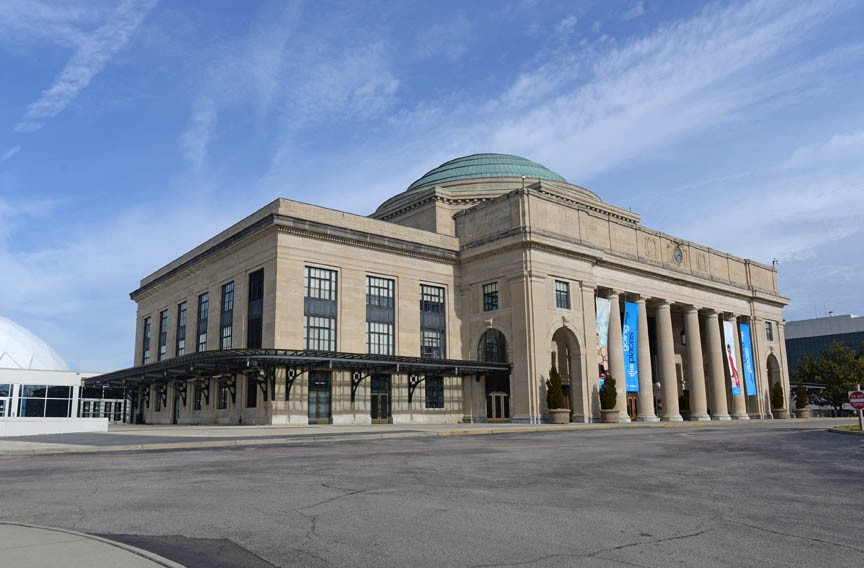 The Science Museum of Virginia occupies the former Broad Street Station, which opened in 1919. - SCOTT ELMQUIST