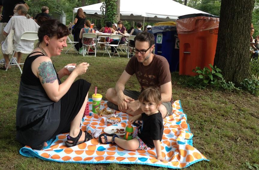 Richmond Veg Fest at Bryan Park, June 23