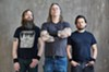 High on Fire, Power Trip, Devil Master and Creeping Death at the Broadberry